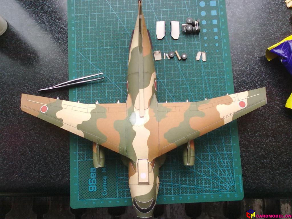 航空模型制作完成区(finished)