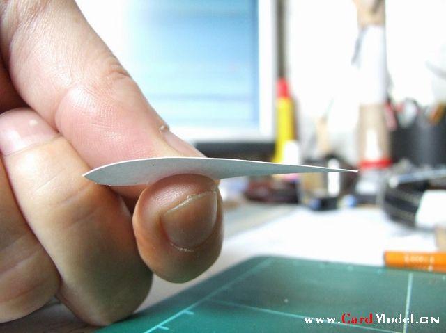 一些飞机纸模型制作方法