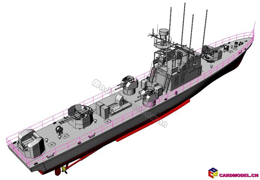 舰船模型制作