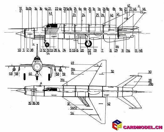飞机龙骨中间挖空的孔有什么用?