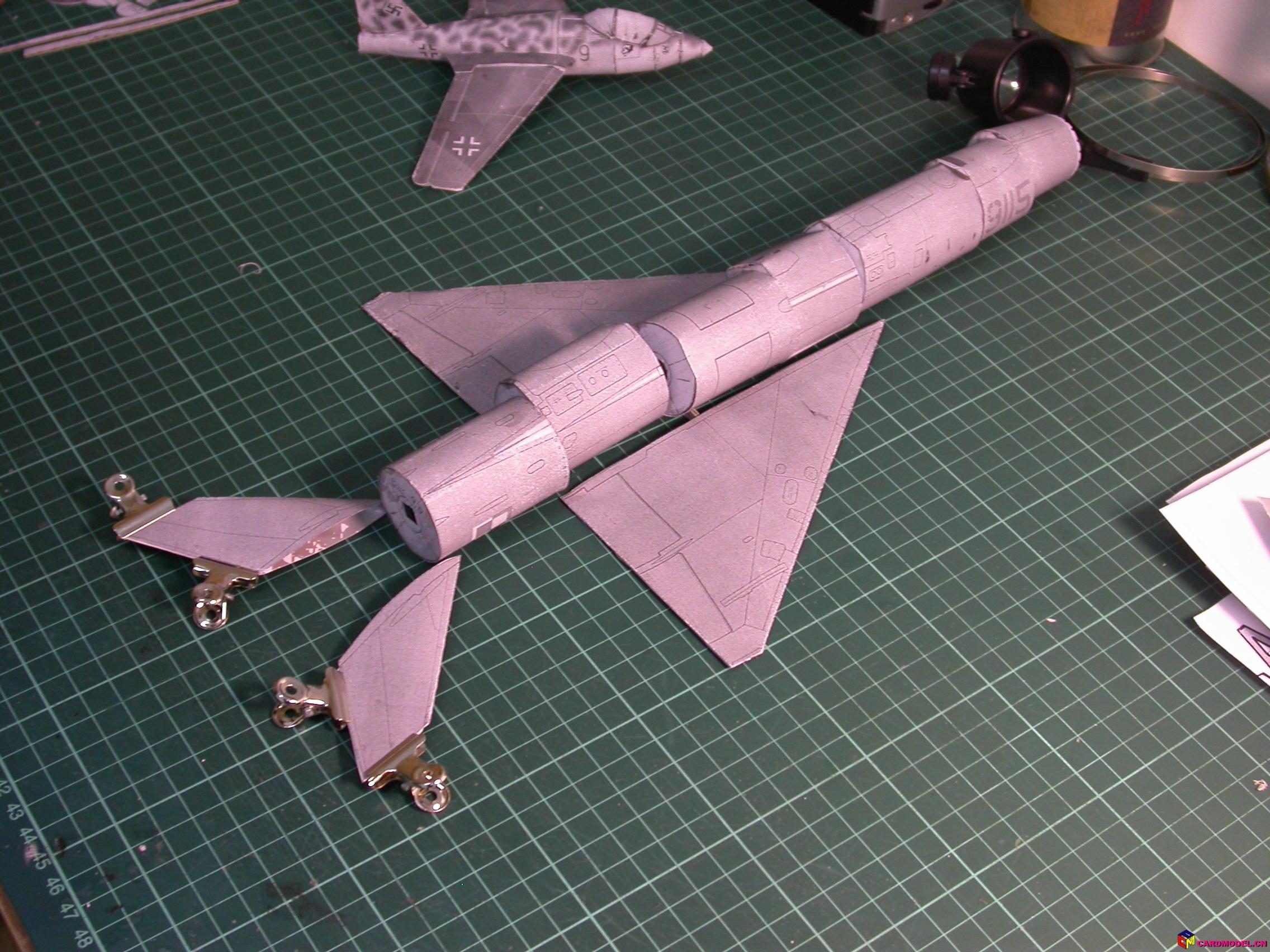 航空模型手工制作图片